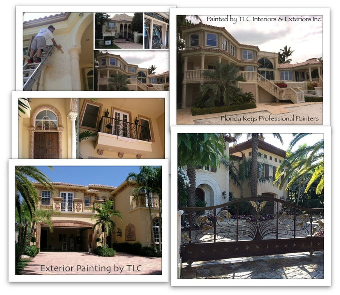 Tlc faux finish painters florida painting contractors for House painting miami
