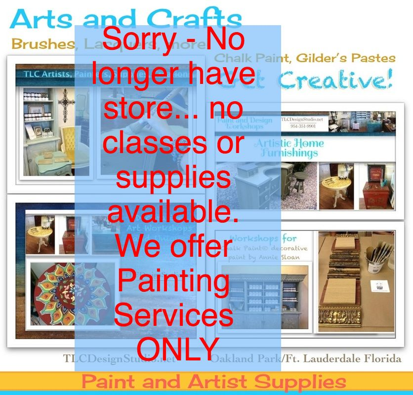 Fort Lauderdale arts and crafts store
